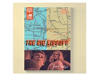 """""""The Big Kissoff"""" Book Cover"""