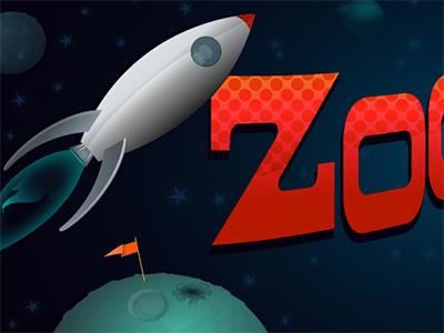 Zoomie illustration vector