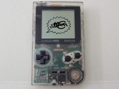 FOES Gameboy