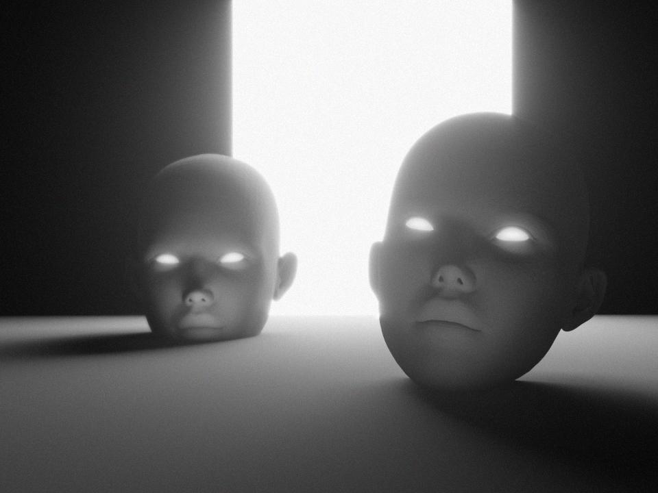 APPROACH aliens corona render 3d render 3d c4d