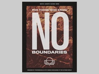 TRAVERSE — NO BOUNDARIES