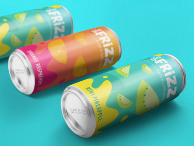 Gio Frizz Soda   Dribbble Weekly Warm-Up