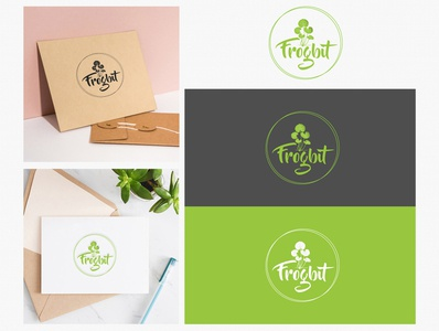 Logo Design for healthy products brand