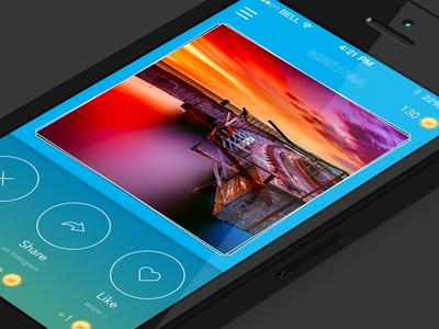 Photo Likes App