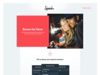 Spark Landing Page