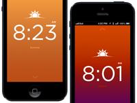 Sunrise/Sunset app