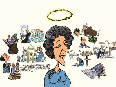 Democratic Archive website illustration