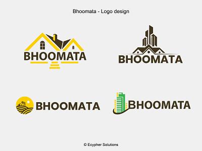 Bhoomata website logo
