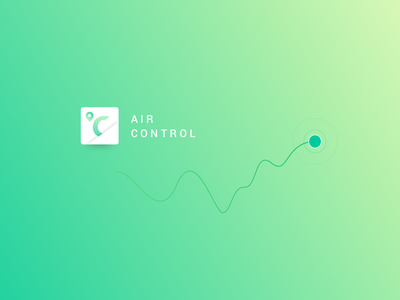 Air Control quality life earth observation european space agency climatechange ui mobile icon design app