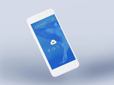 Ecc Concept sales market community meetings email voice communication minimal mobile icon design app ui  ux ui