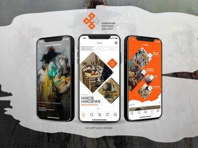 Armenian National Gallery APP