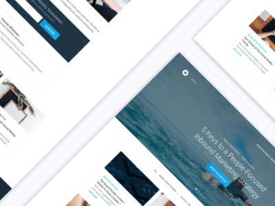 🚀 Blog Redesign