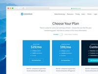 New Pricing Page 💸