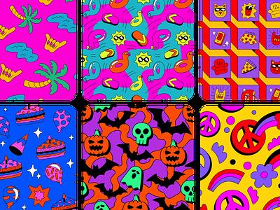 Houseparty Lebassis pattern design pattern
