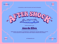 Certificado AfterShock