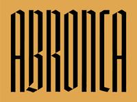 ABRONCA type