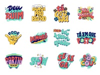 Google - Stickers