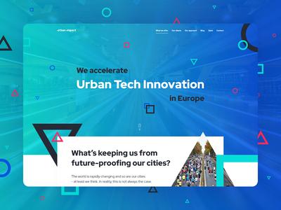 Urban Impact - smart cities