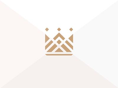 Ohoss Hotels identity hotels luxury crown branding logo