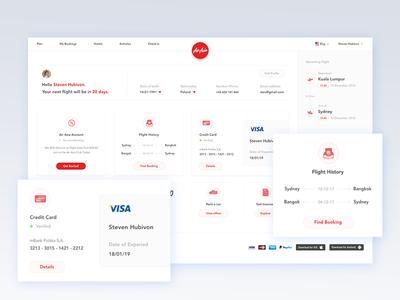 Air Asia Concept - Profile