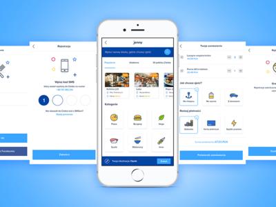 J. - Food App 🌮 delivery restaurant mobile food order food food app