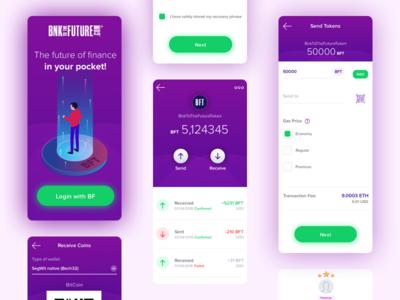 BF Wallet - App Mobile
