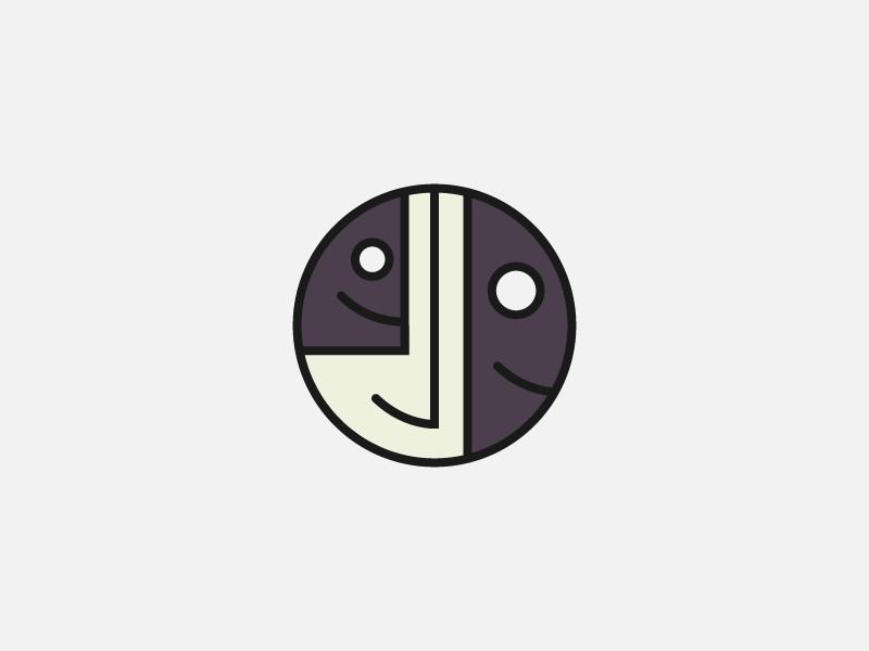 Smiles illustration icon logo smiles faces smile faces