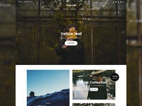 Trevillion Blog Theme