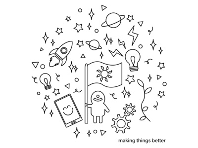 Brightec Values: Making Things Better