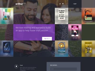 Meet Arthur Website