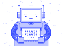 Crowd Funded Robot