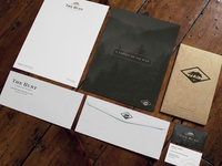 The Hunt Stationery
