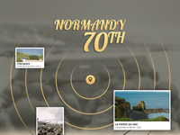 Behance Project - Normandy70th