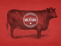 Behance Project - Le Meating