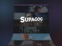 Supagog.com V2 is online !