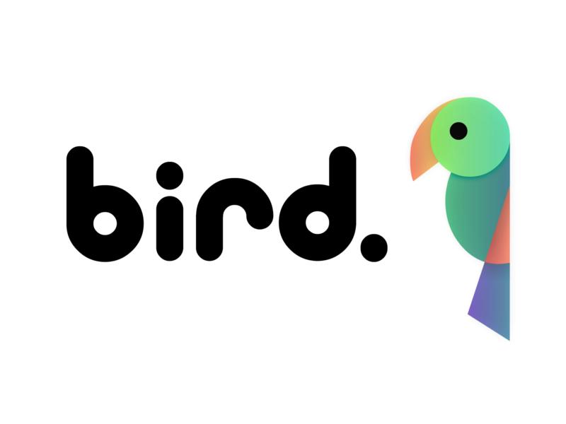 bird. logo