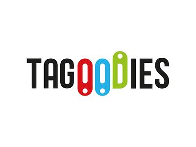 Tagoodies Logo colors logotypes tags ci logo