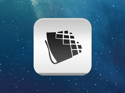 eGazety Icon reader newspaper icon ios