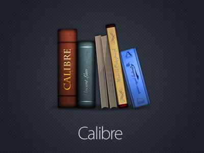 Calibre Icon app icon calibre books