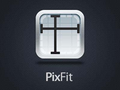 PixFit app osx icon tool