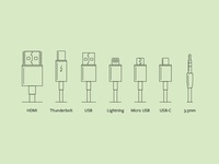 Cable Illustrations