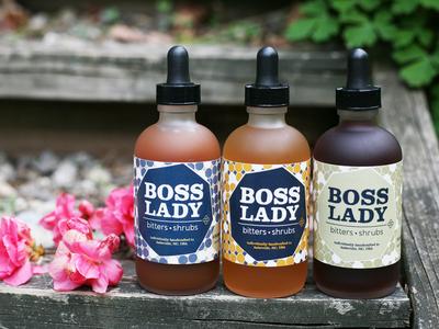 Boss Lady Bitters