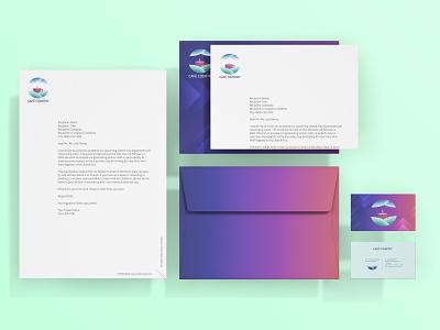 Cafe Country | Stationary business card branding concept businesscard logo brand design identity brand identity logo design branding graphicdesign