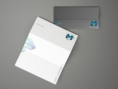 Makellos Logistics Inc. | Branding stationery branding design branding concept logo brand design identity brand identity logo design branding graphicdesign