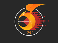 Hunger Games pin/logo update