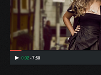 Freebie Simple Video Player