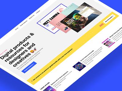 UI Products branding interface ui kit kit user interface clean webdesign web ui design