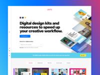 UIKITS web design