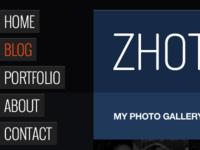 Zhot Gallery, Blog & Portfolio