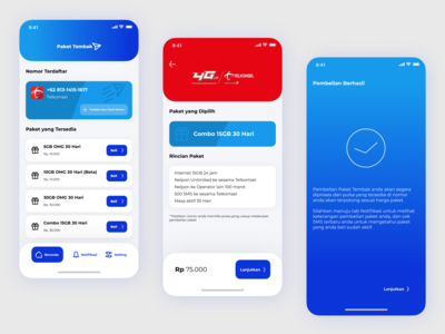 Paket Tembak 2 mobile ui design uidesign ui  ux uiux ui mobile design clean ui mobile ui mobile app design ios android simple design mobile app application app design app